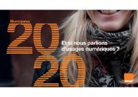 Orange – Plaquette usages numériques et collectivités locales